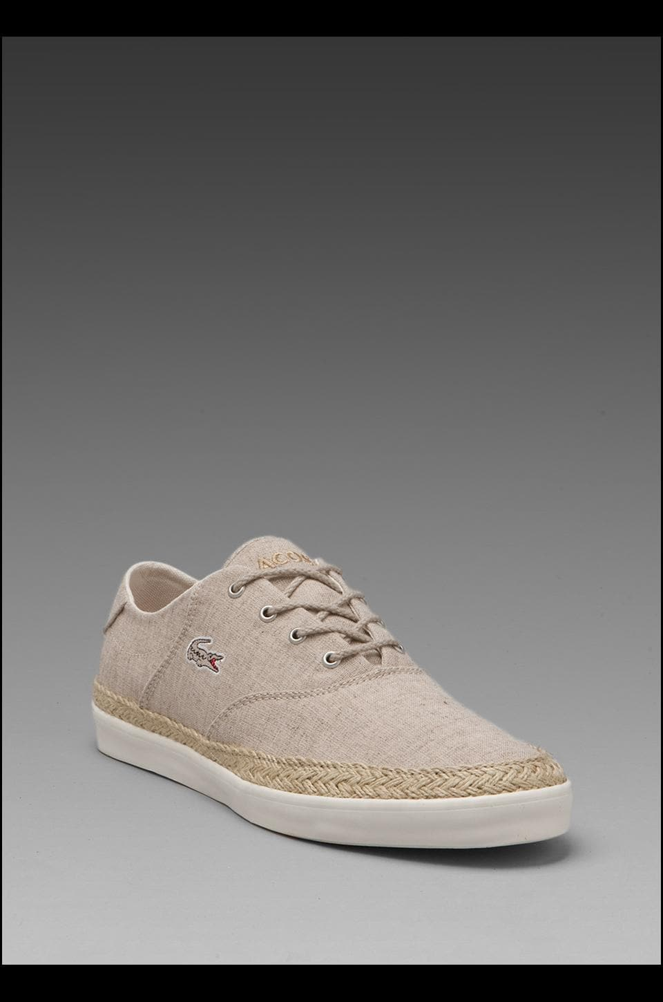 Lacoste Glendon Espa in Natural