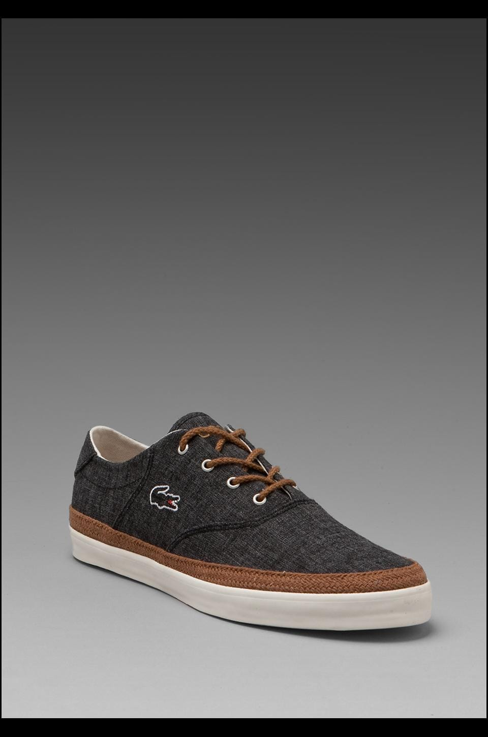 Lacoste Glendon Espa 2 in Black
