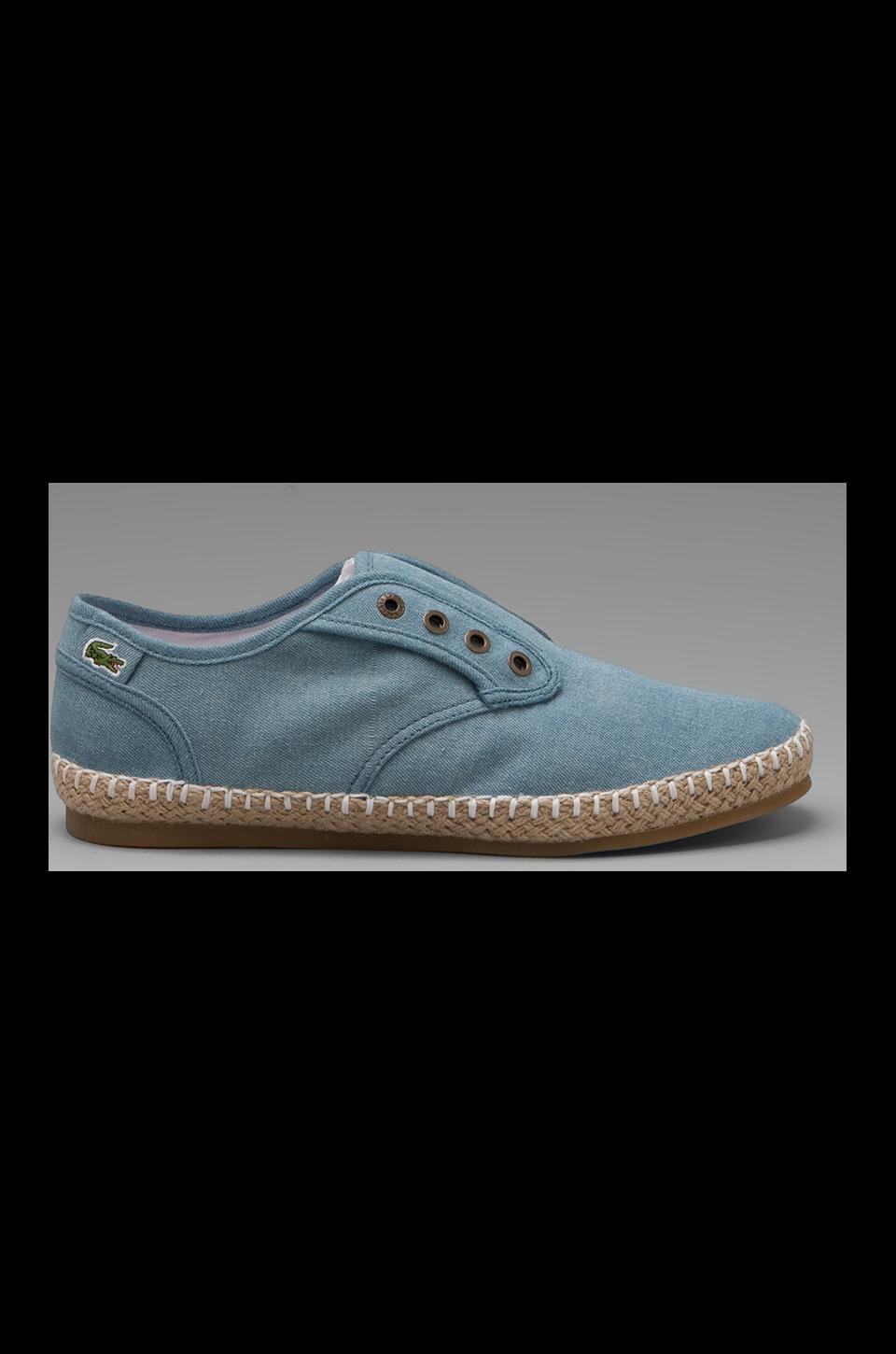 Lacoste Live Thurman Slip C in Blue
