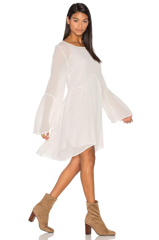 Seashell Mini Dress by Lacausa