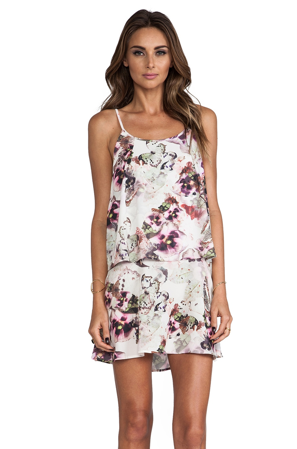 Ladakh Flutter By Dress in Floral