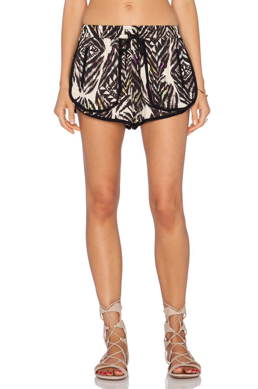 Spellbinder Print Shorts