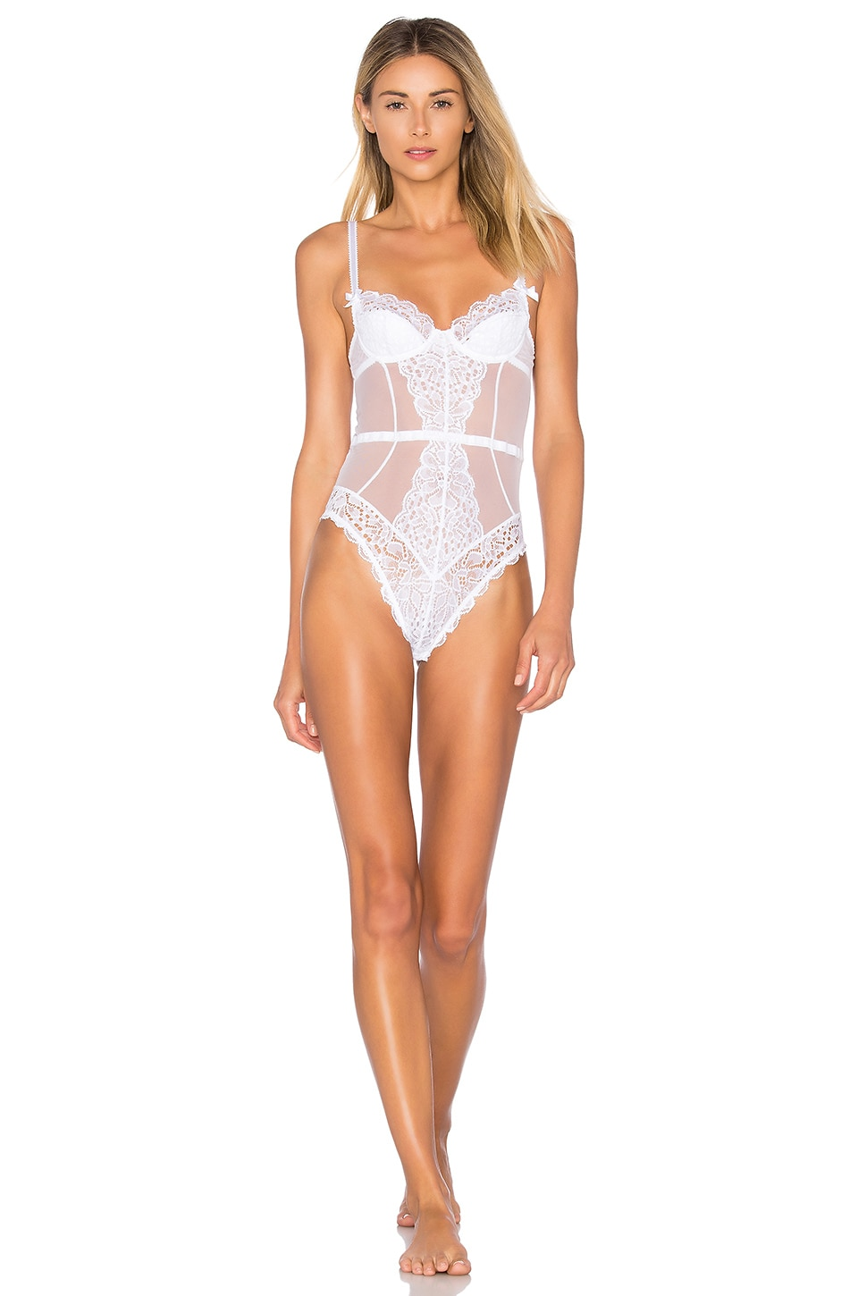 L'Agent by Agent Provocateur BODY À ARMATURES REIA
