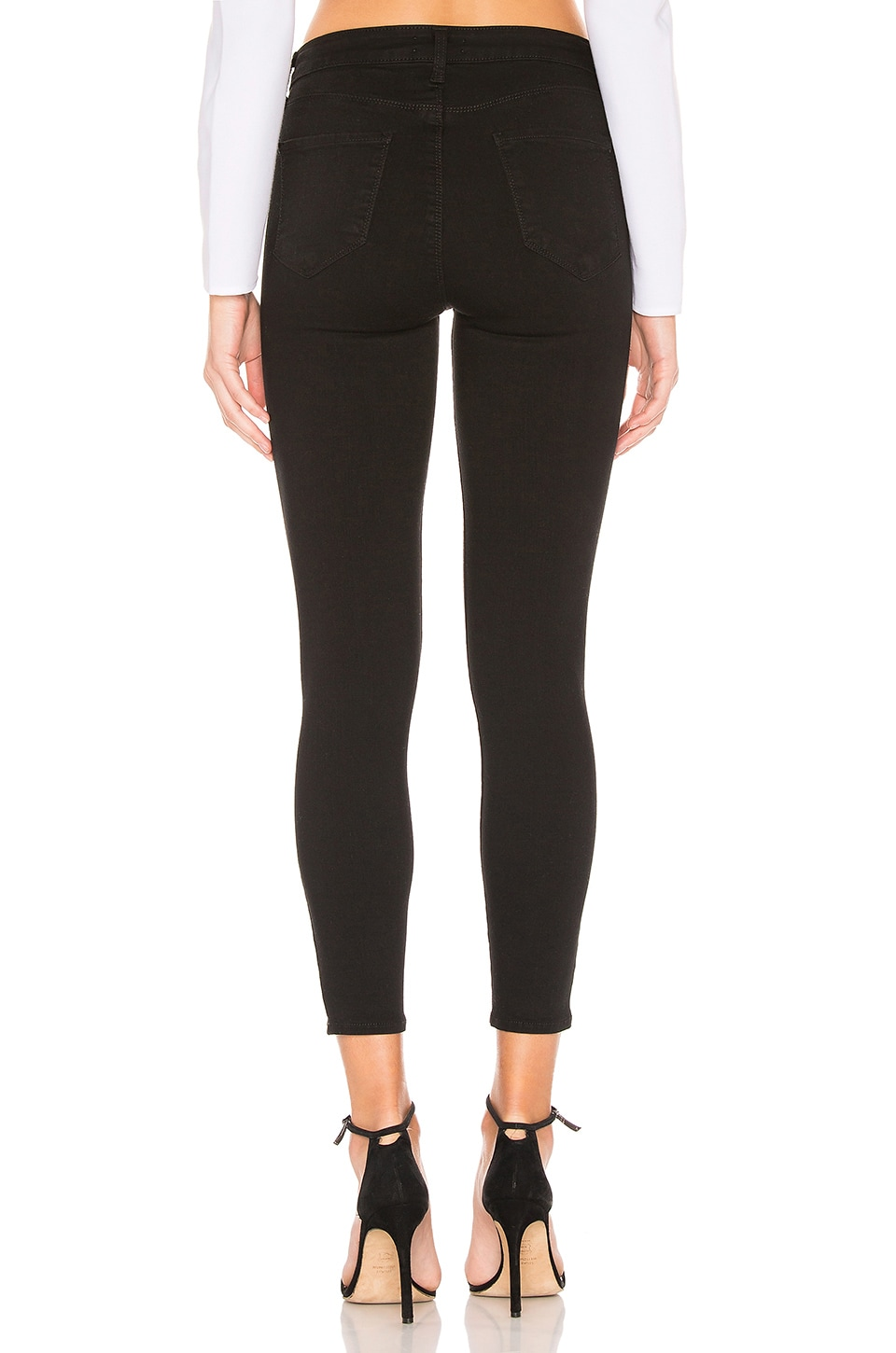 L'agence Jeans Margot High Rise Skinny Jean