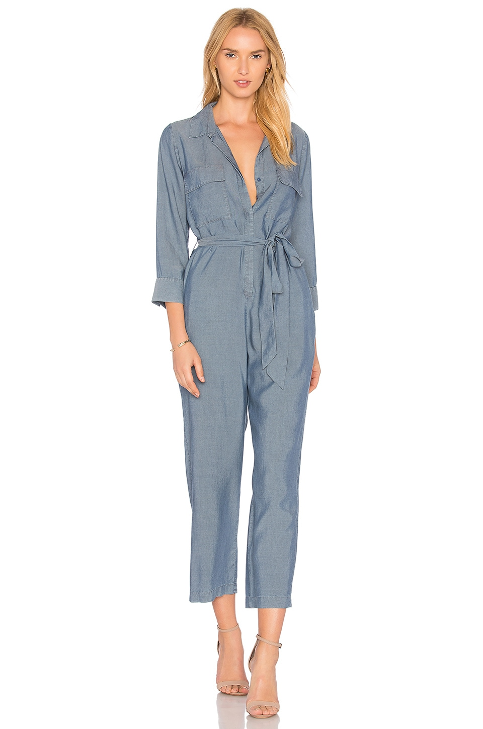 Delia Jumpsuit by L'AGENCE