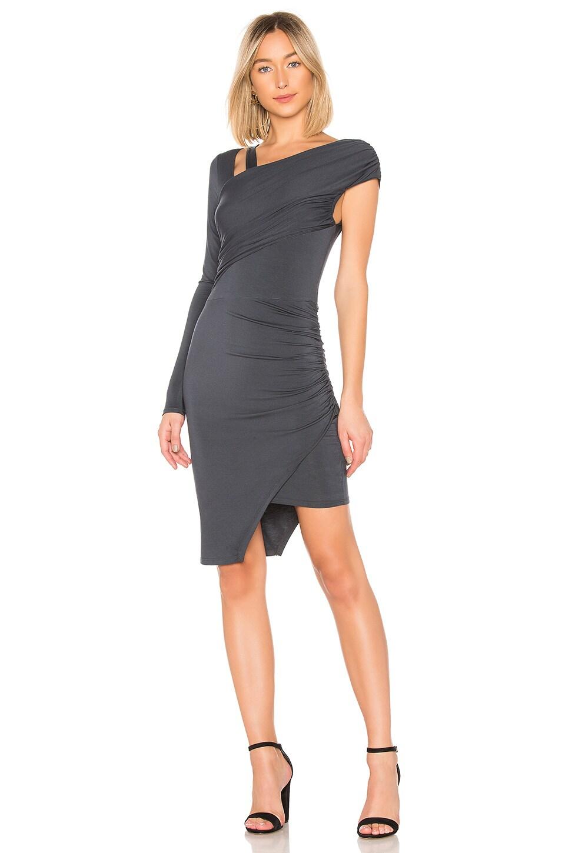 Webster Asymmetric Dress