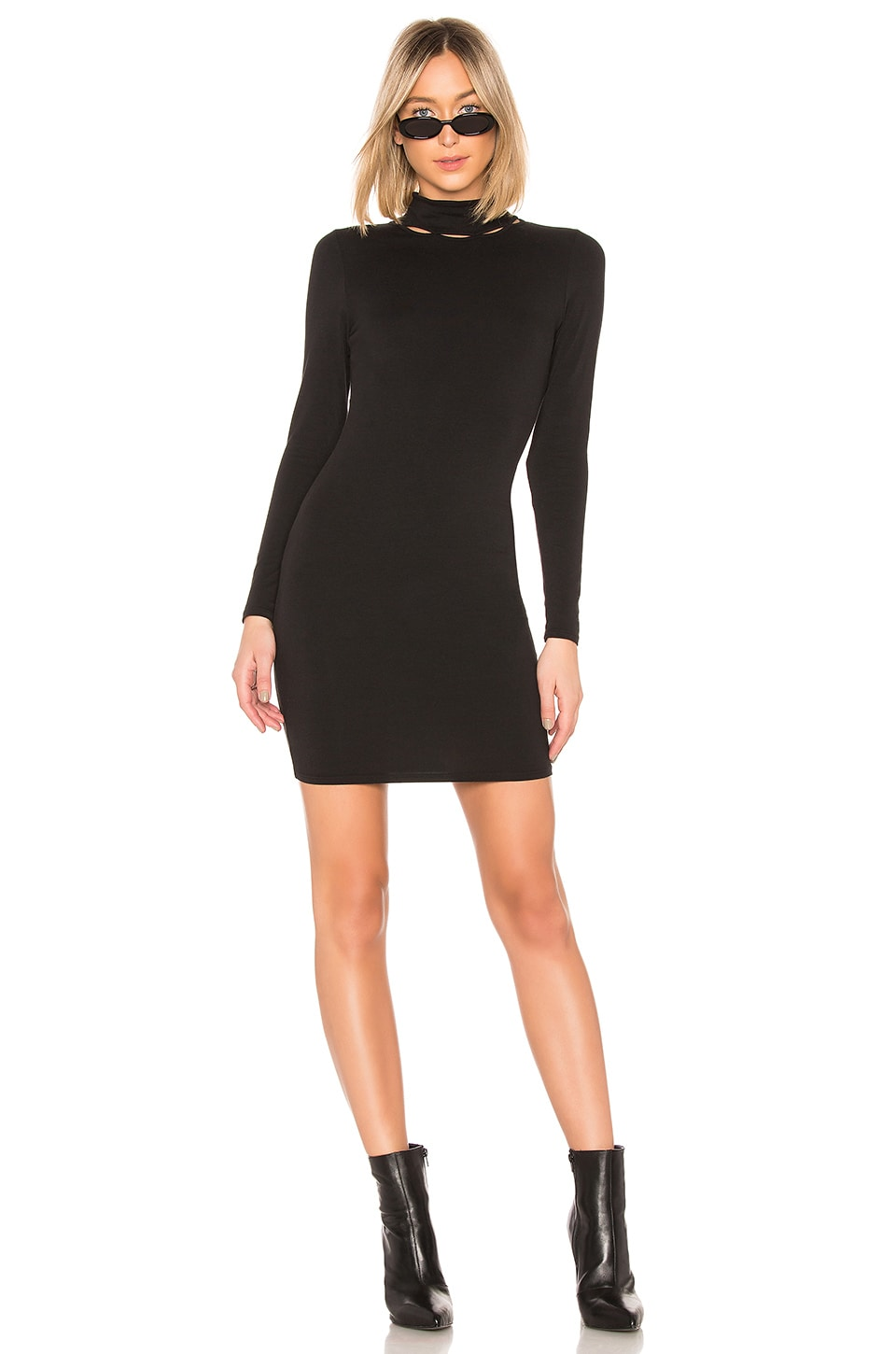 LA Made Juvel Dress in Black