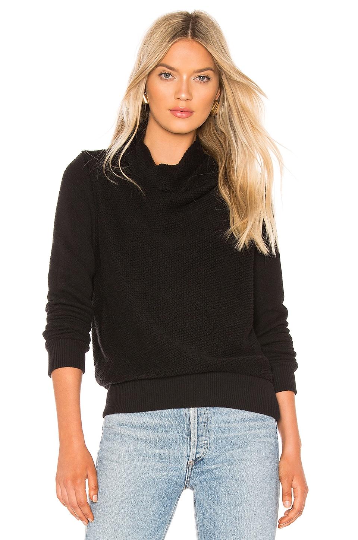 LA MADE Coco Sweater in Black