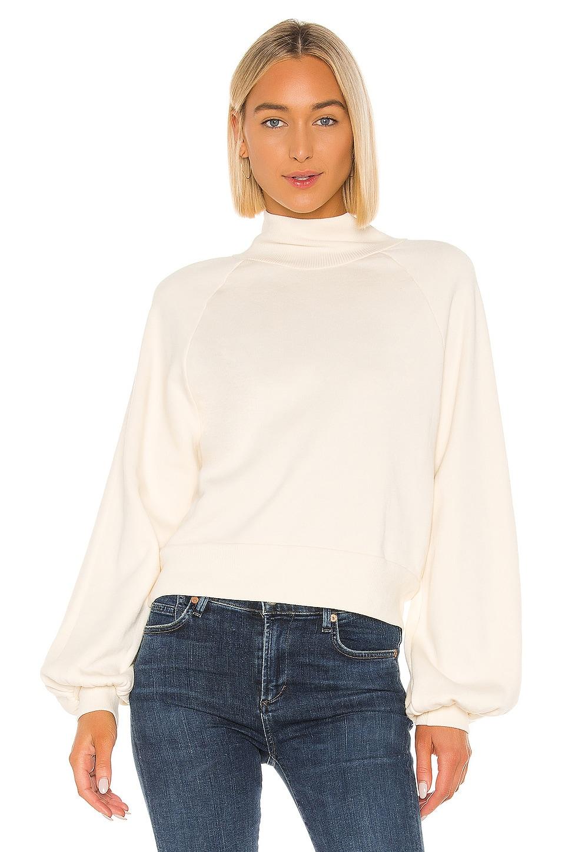 LA Made Madelyn Sweatshirt in La Crema