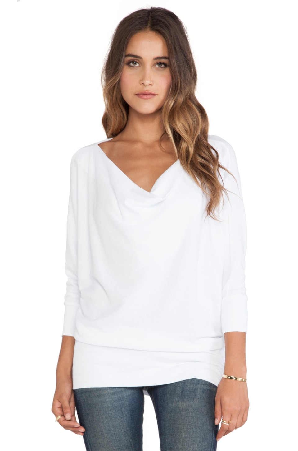 LA Made Thermal Aidan Dolman in White