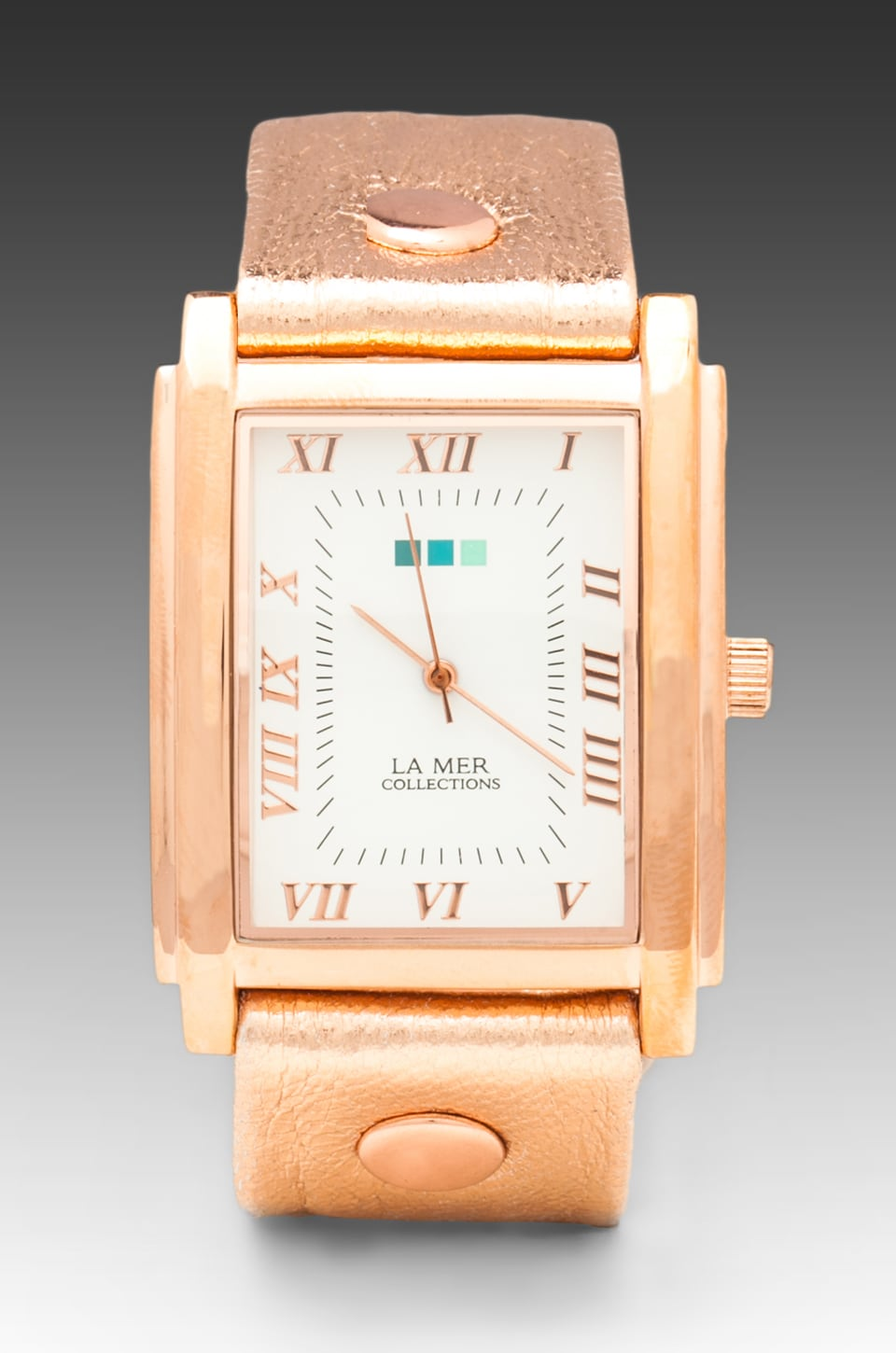 La Mer Rose Gold Oversize in Rose Gold