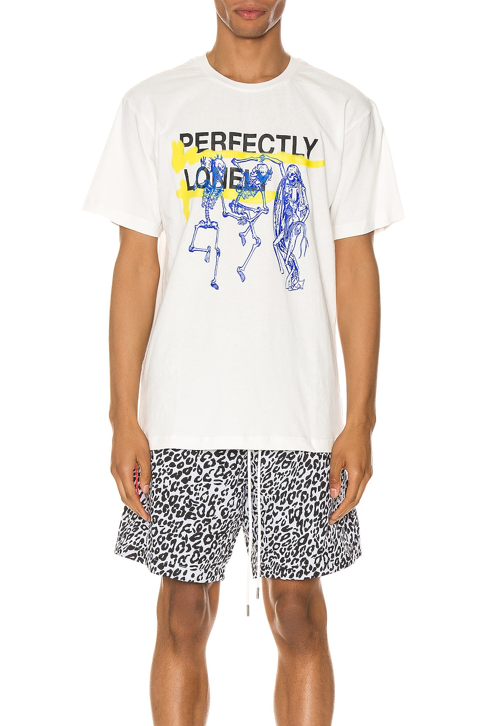 Lifted Anchors T-SHIRT GRAPHIQUE LONELY