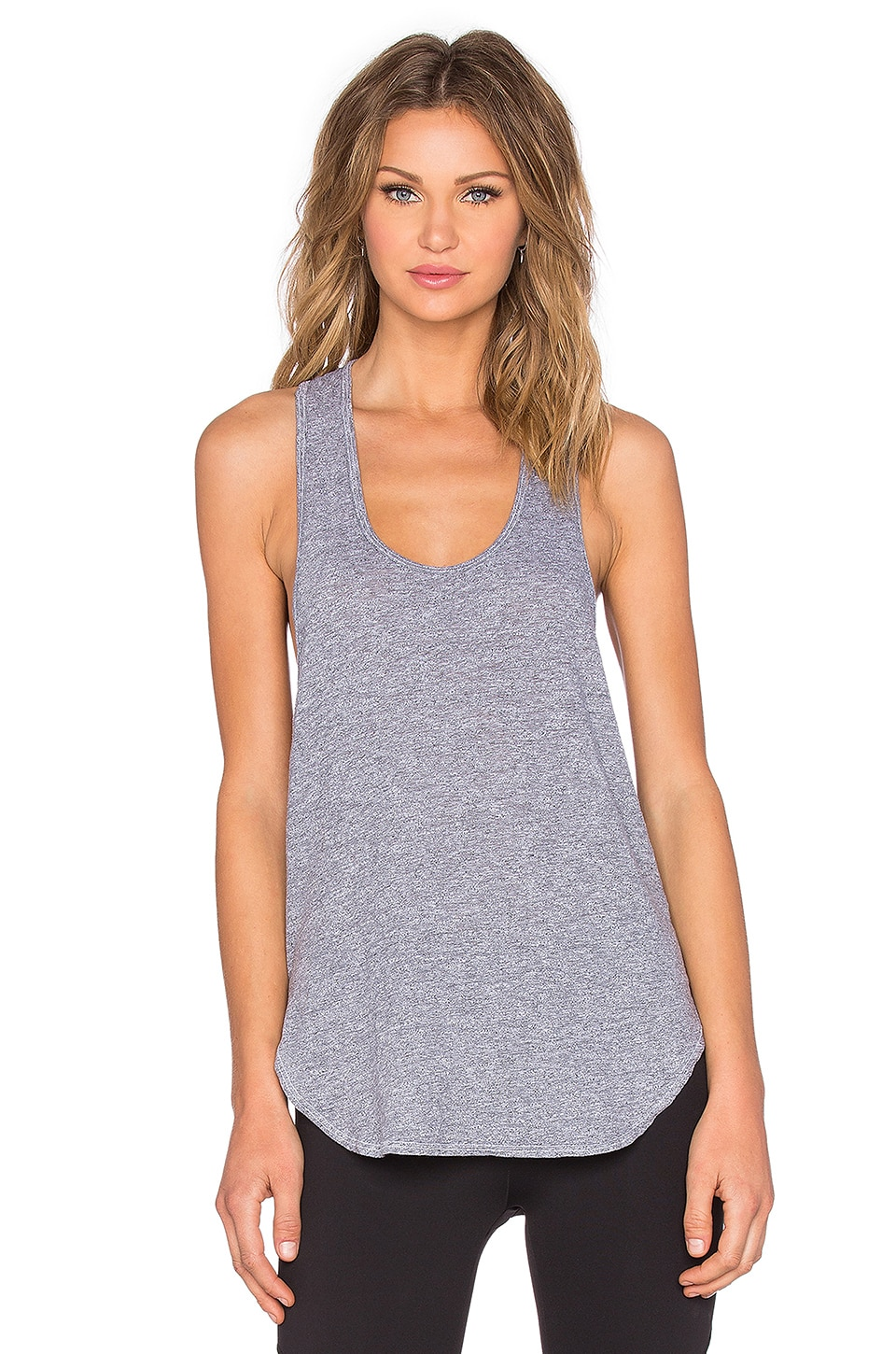 Lanston  Racerback Tank in Heather