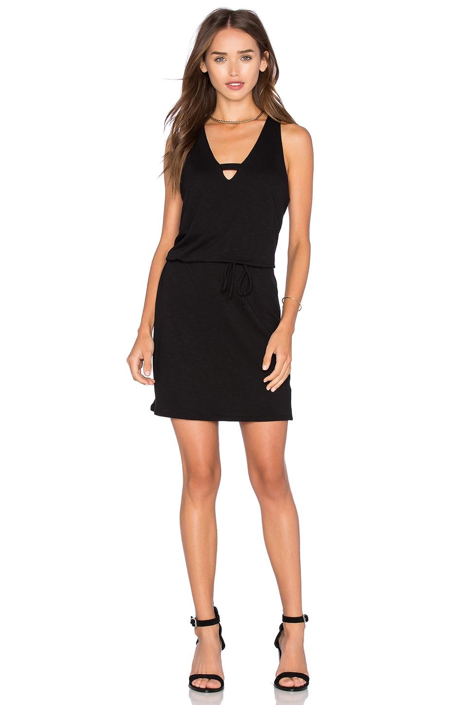 Cross V Mini Dress at Revolve Clothing