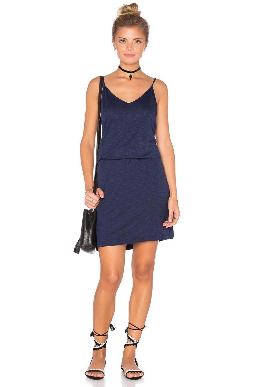 V Neck Mini Dress at Revolve Clothing
