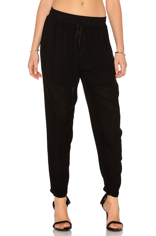 Tied Waist Pant at Revolve Clothing