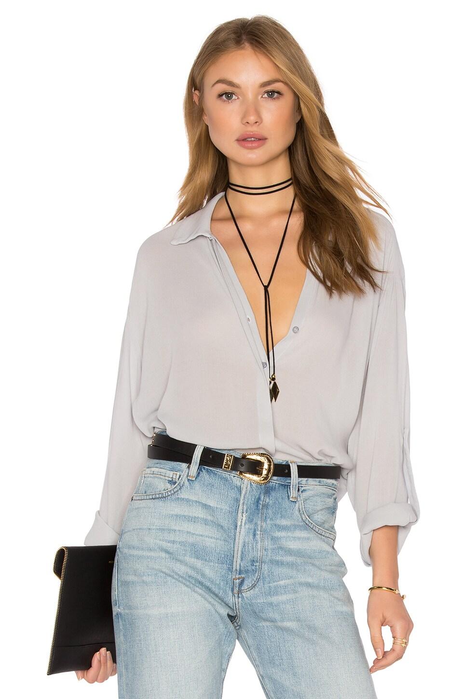 Button Down Shirt at Revolve Clothing