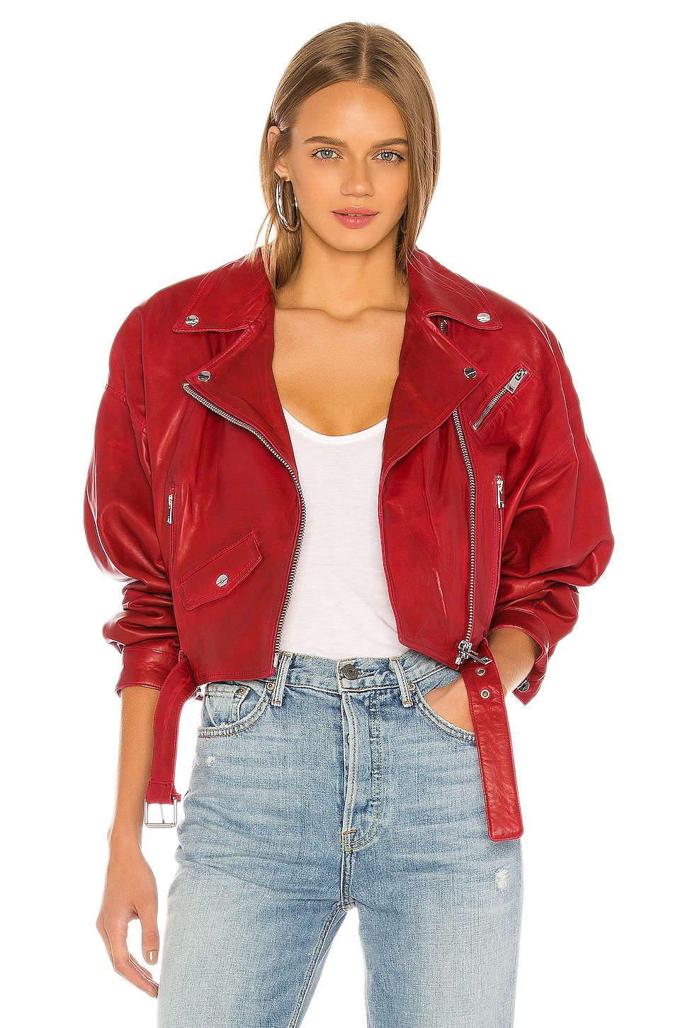 LAMARQUE X REVOLVE Dylan Jacket in Red