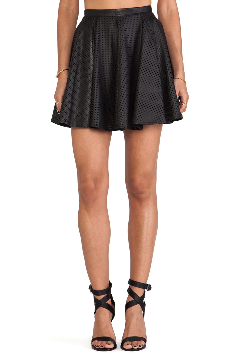 LAMARQUE Aria Skirt in Black