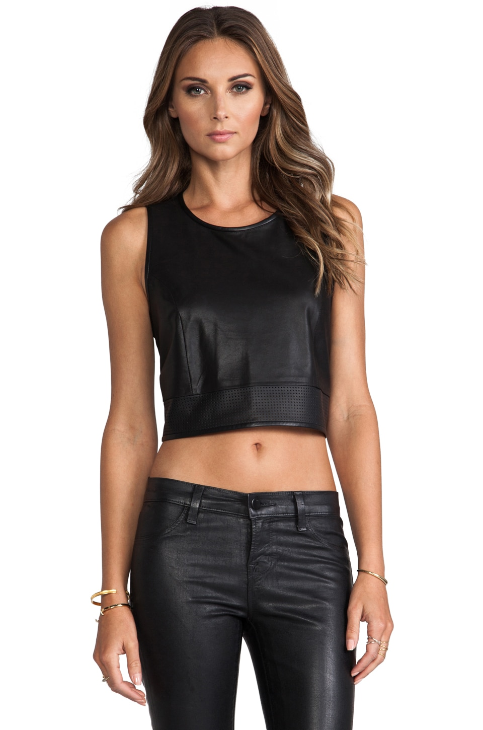 LAMARQUE Averyl Tank in Black