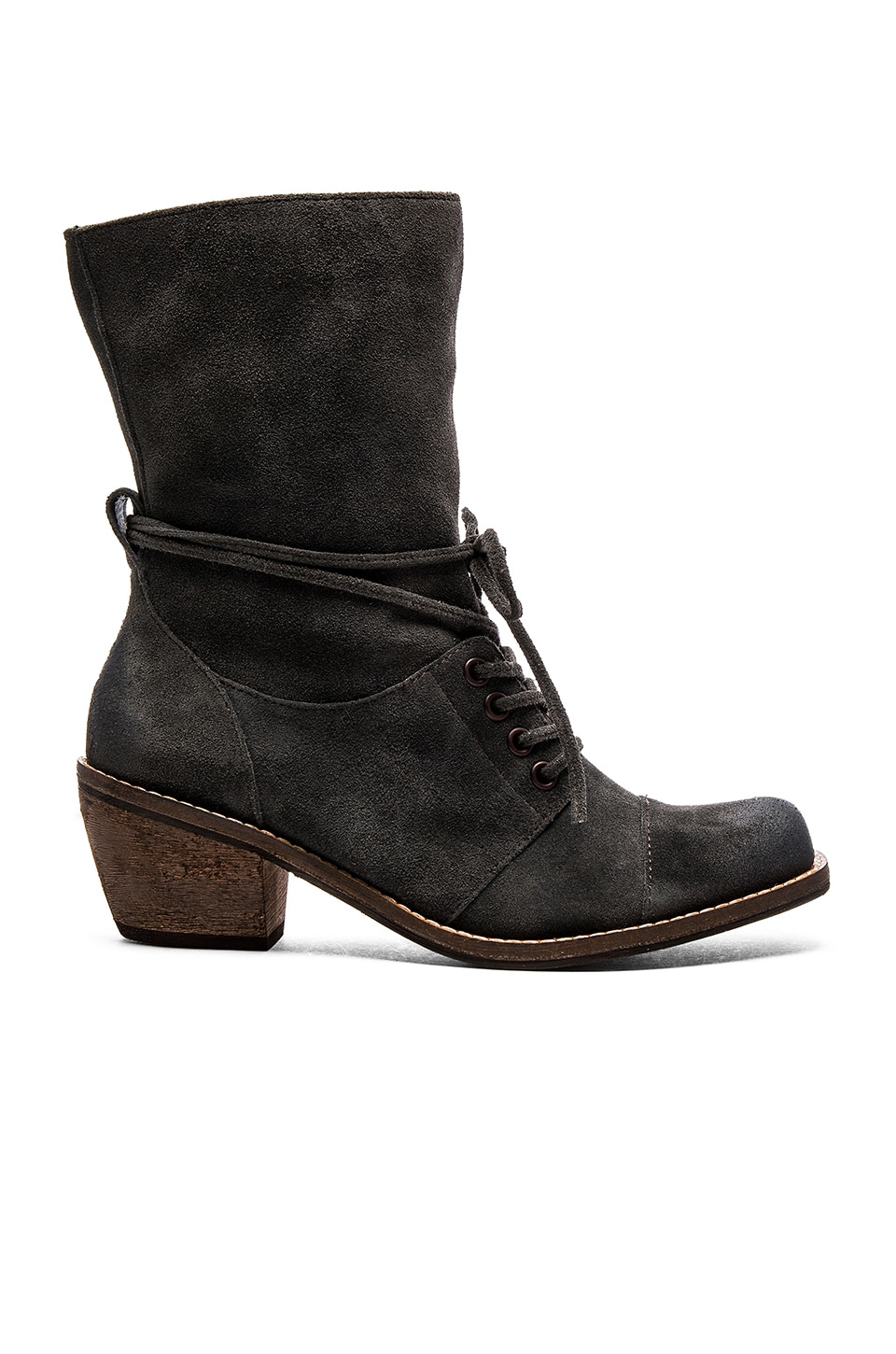Latigo Portland Boot in Mid Grey