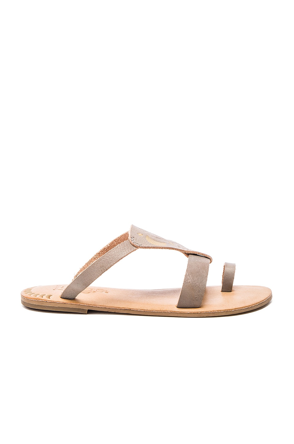 Latigo Olana Sandal in Fog Grey