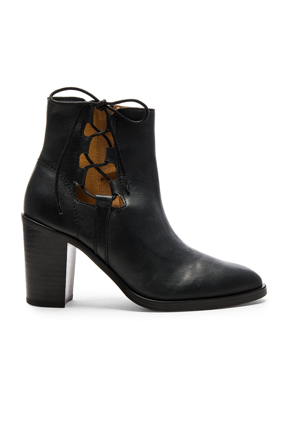 Latigo Jace Booties in Black