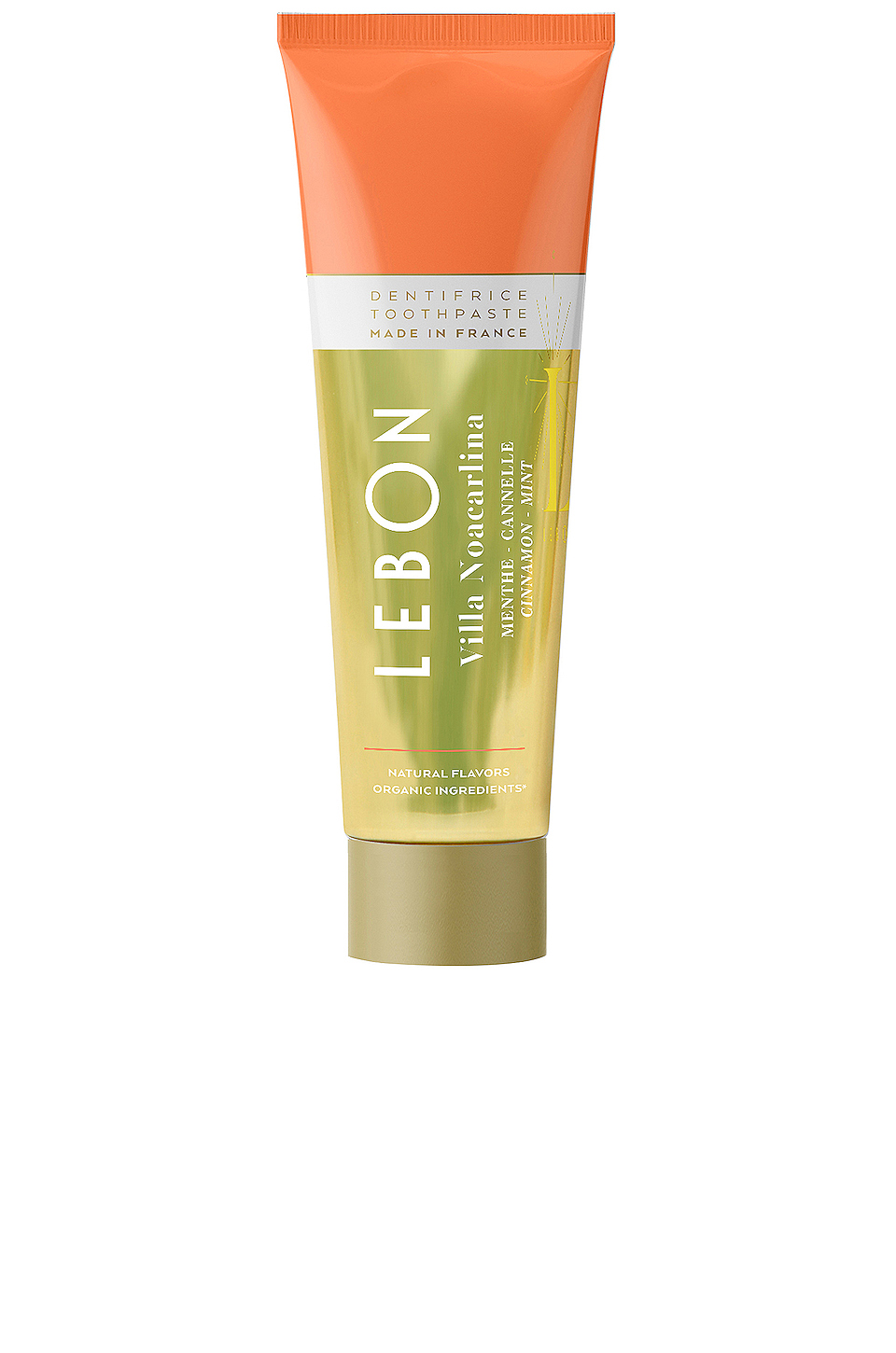 LEBON Travel Villa Noacarlina Toothpaste in Cinnamon & Mint