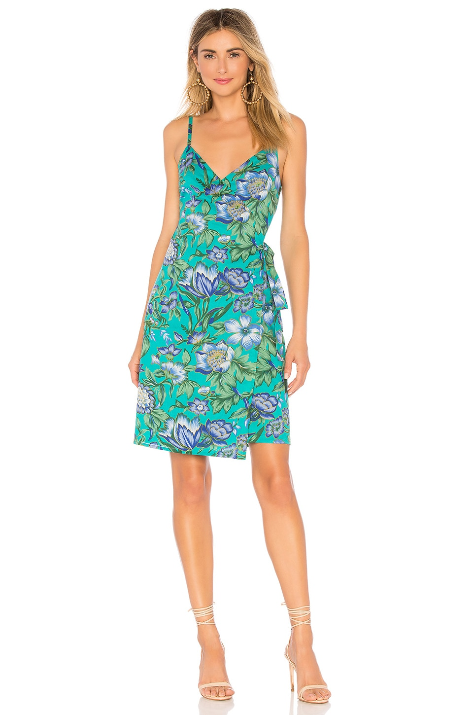L'Academie The Martin Dress in Island Floral