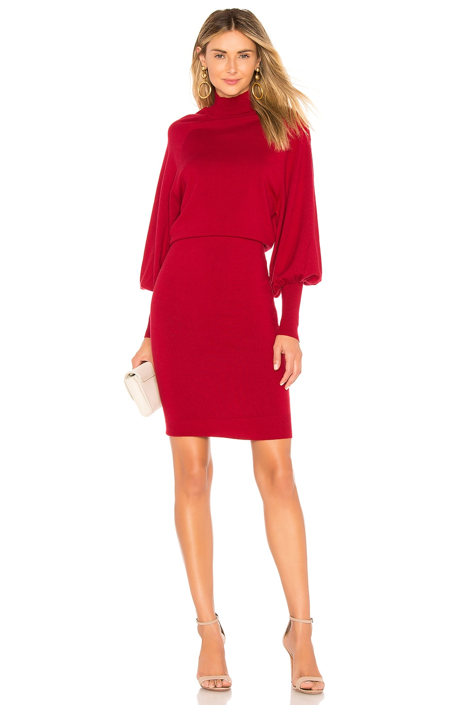 The Jen Sweater Dress