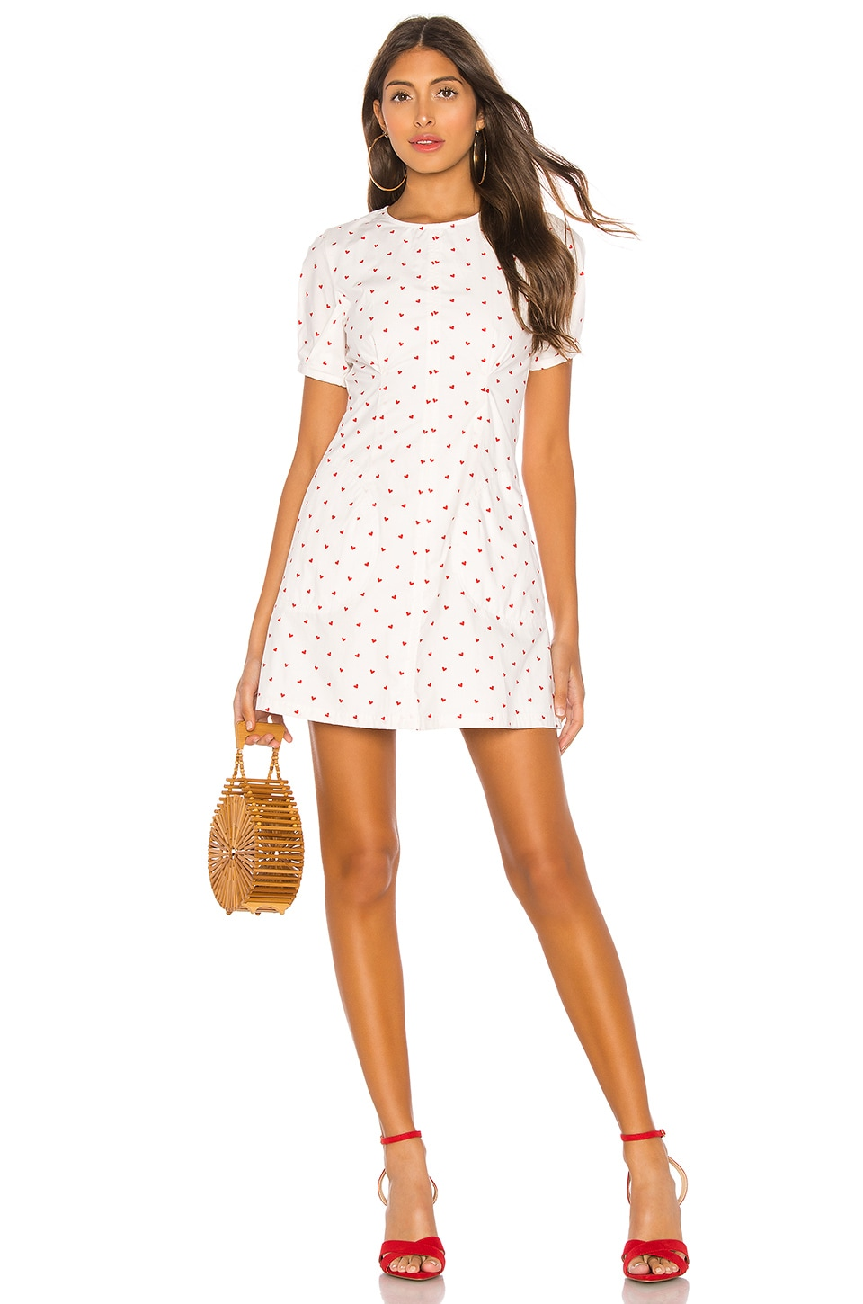 The Aryn Mini Dress