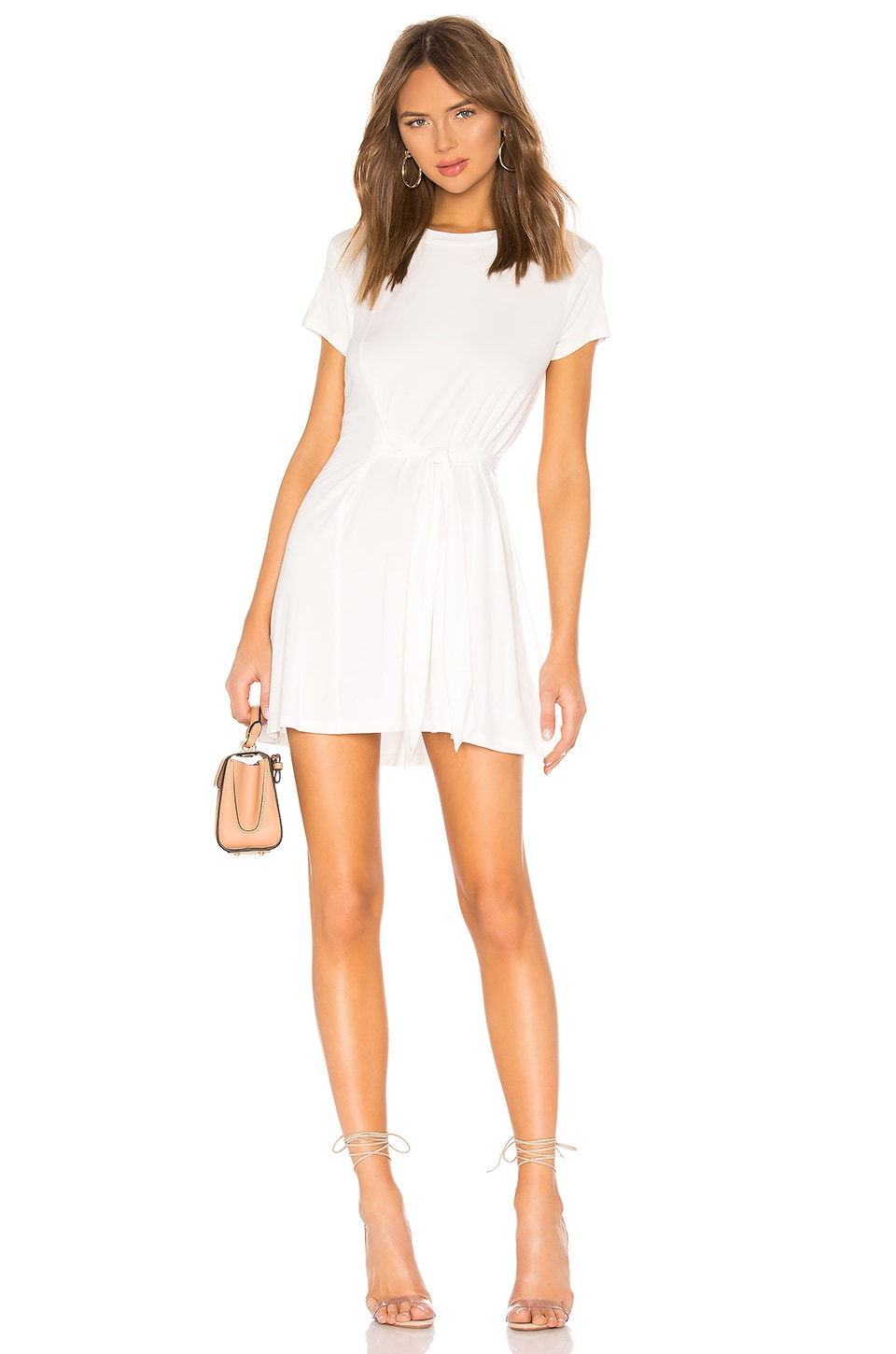 L'Academie Cassidy Dress in Ivory