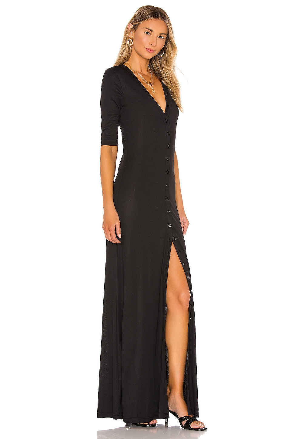The Esperanza Maxi Dress, view 3, click to view large image.