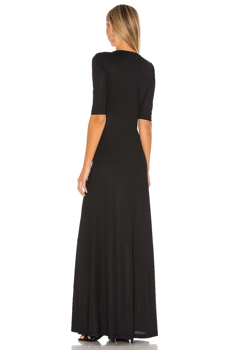 The Esperanza Maxi Dress, view 4, click to view large image.