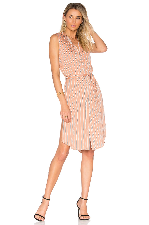 The Sleeveless Midi Dress by L'Academie