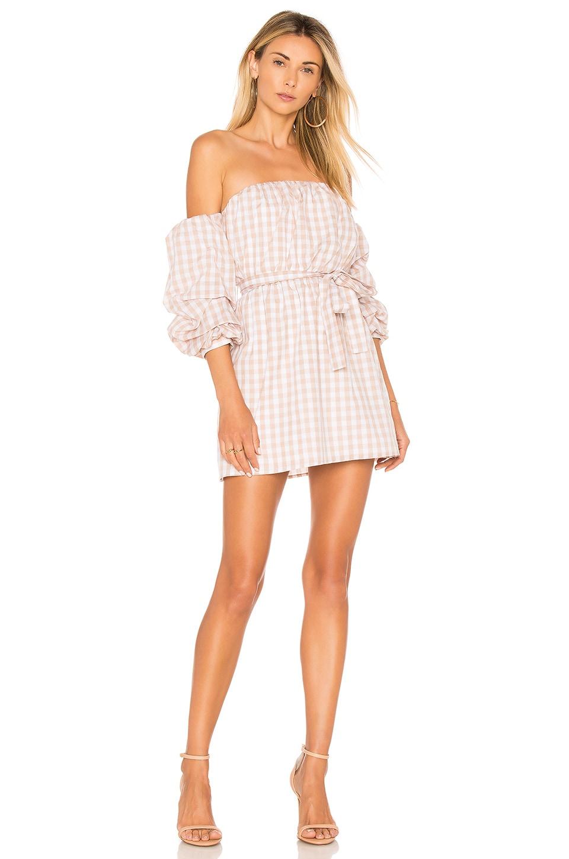 The Puff Sleeve Dress