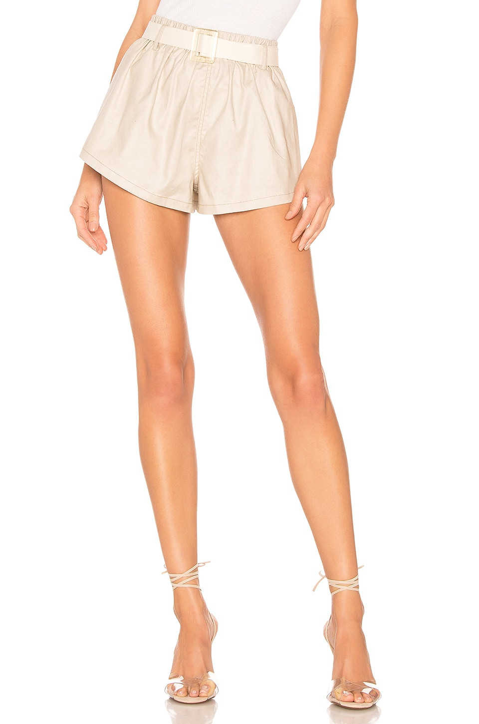L'Academie The Frances Short in Oatmeal