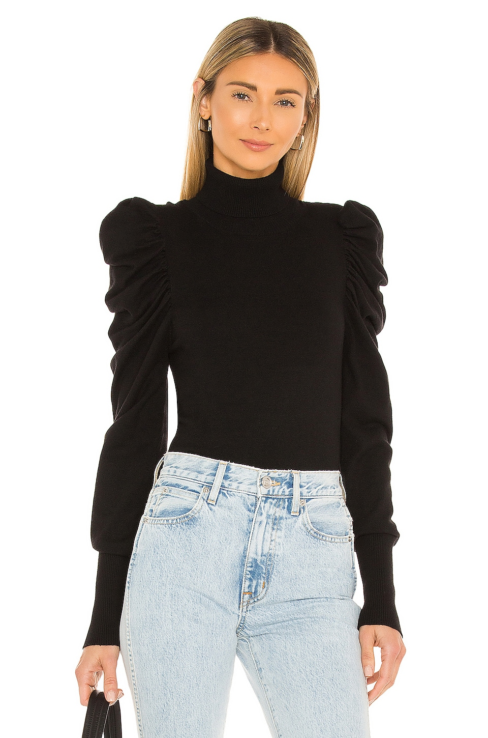 L'Academie Larra Sweater in Black