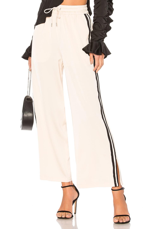 Pajama Split Track Pant