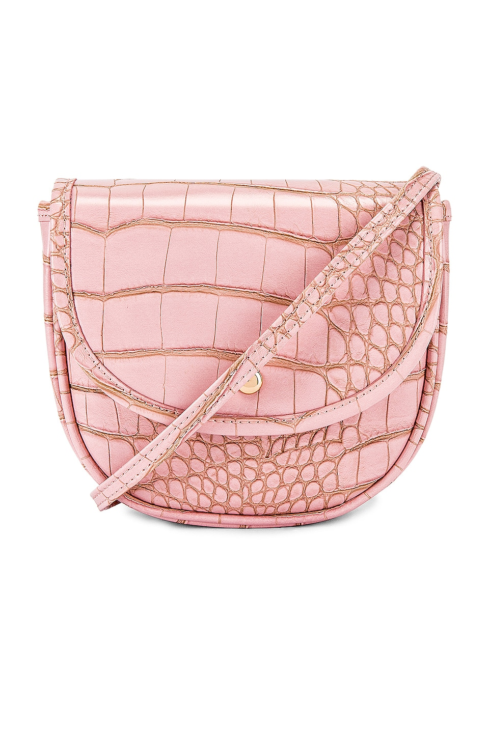 L'Academie Tavi Mini Cross Body in Blush