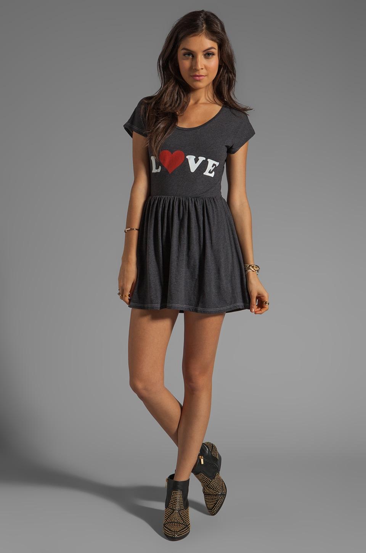 Local Celebrity Love Mini Dress in Black