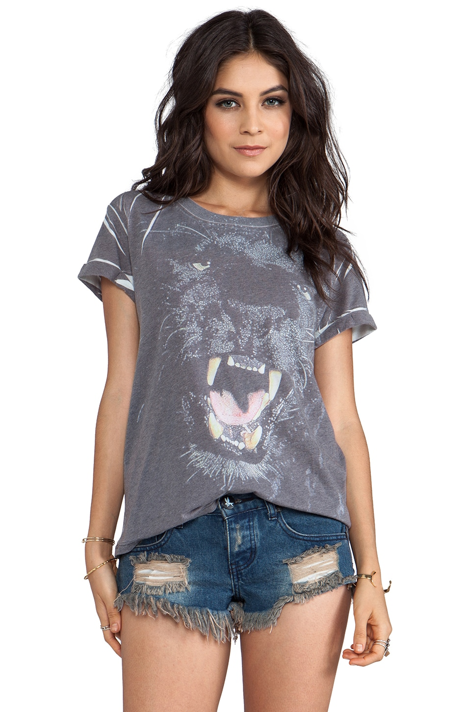 Local Celebrity Schiffer Tee in Panther