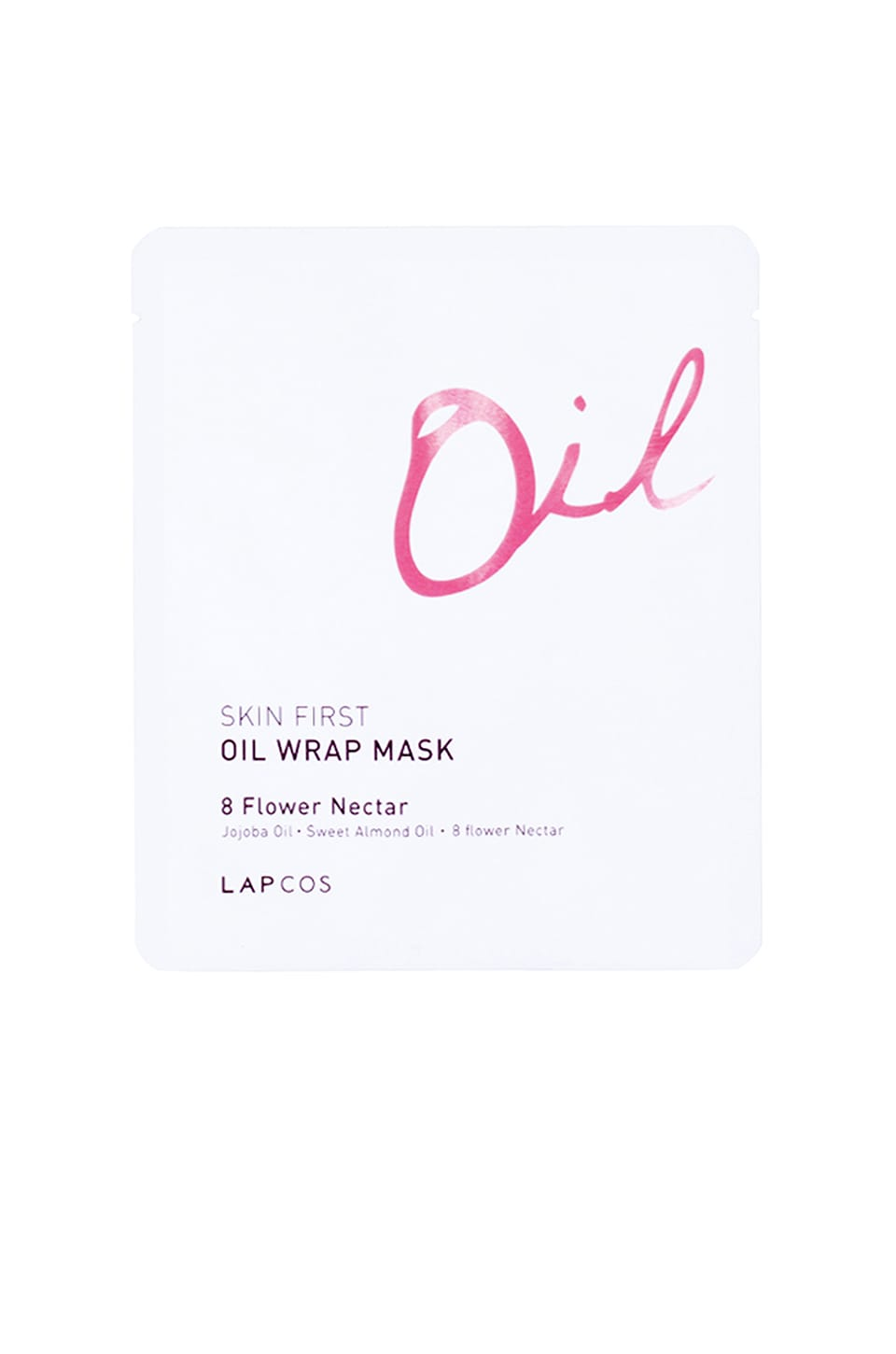 LAPCOS SKIN FIRST OIL WRAP MASK NO 1
