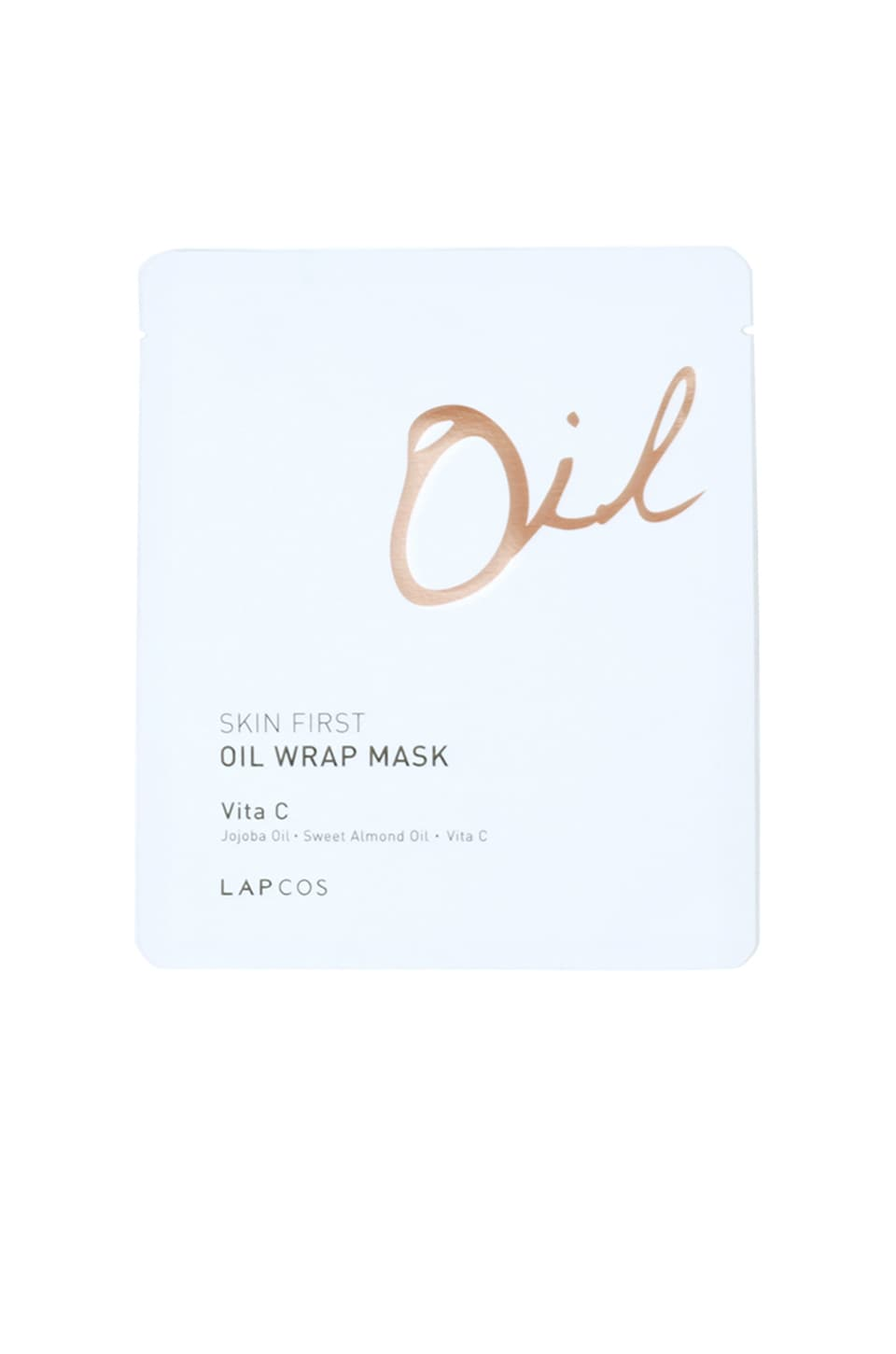LAPCOS SKIN FIRST OIL WRAP MASK NO 3