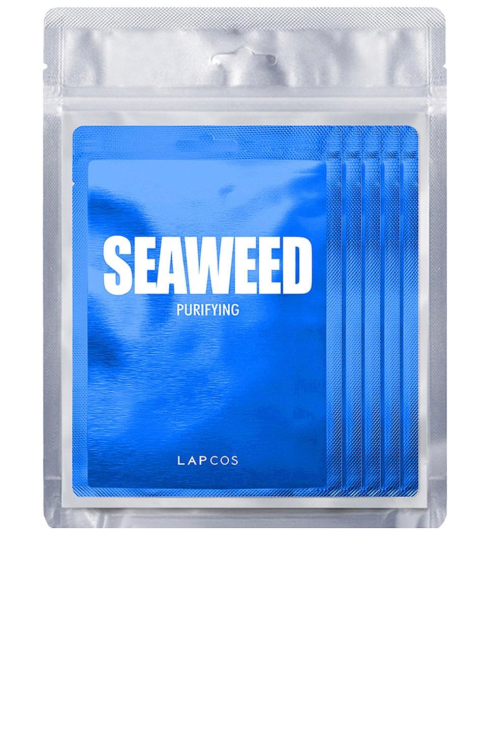 LAPCOS Seaweed Daily Skin Mask 5 Pack