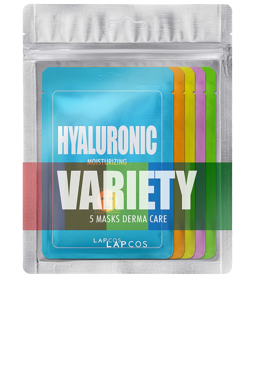 LAPCOS Variety 5 Derma Care Pack