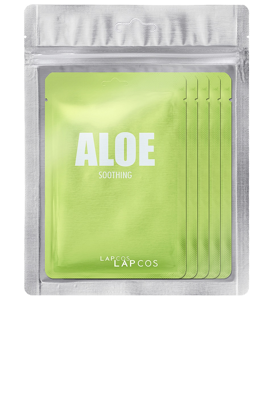 LAPCOS Aloe Daily Skin Mask 5 Pack