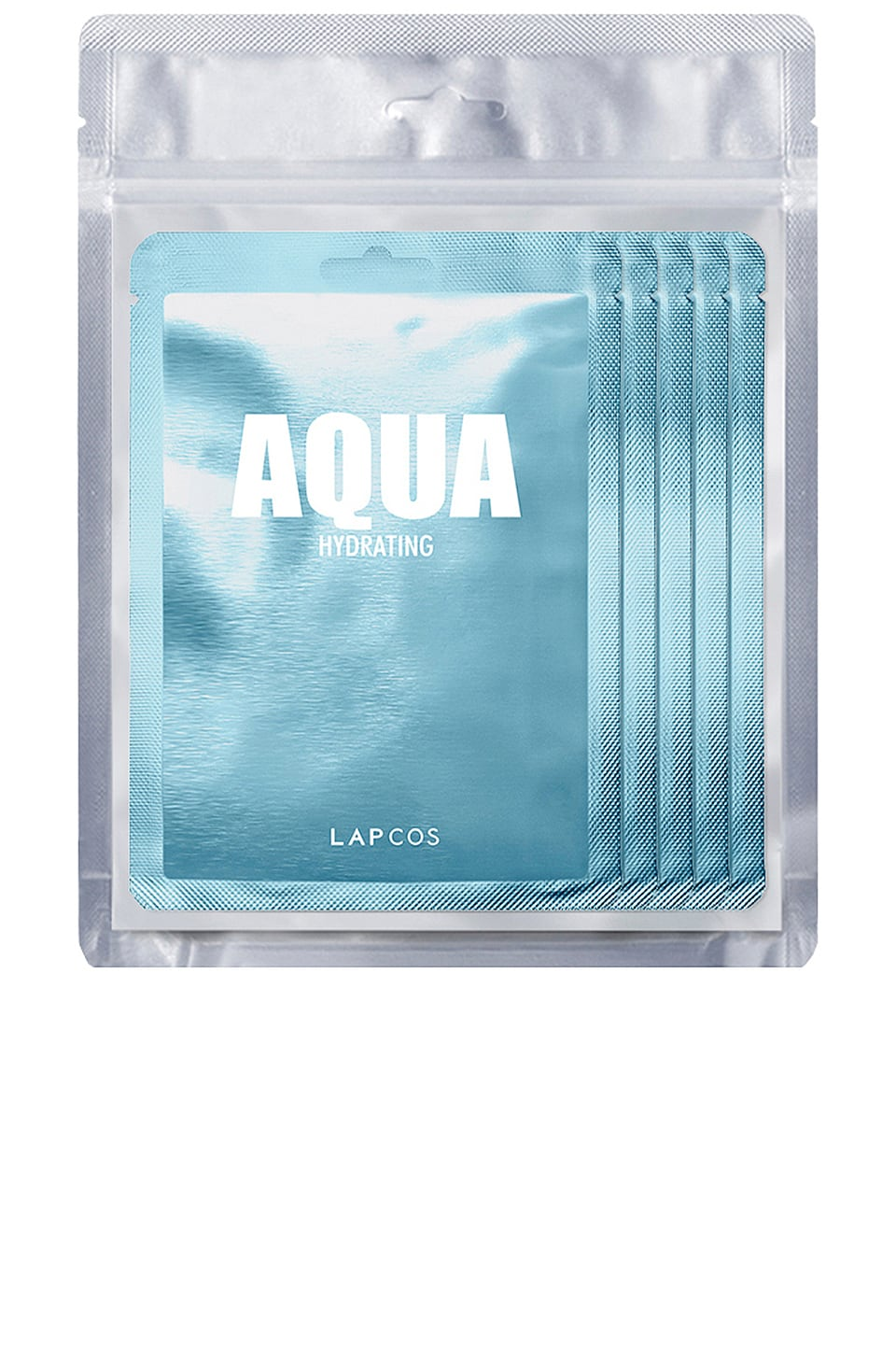 LAPCOS Aqua Daily Skin Mask 5 Pack