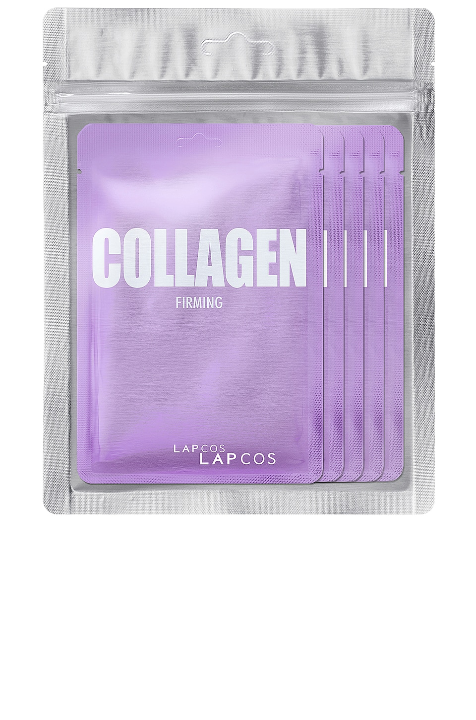 LAPCOS Collagen Daily Skin Mask 5 Pack