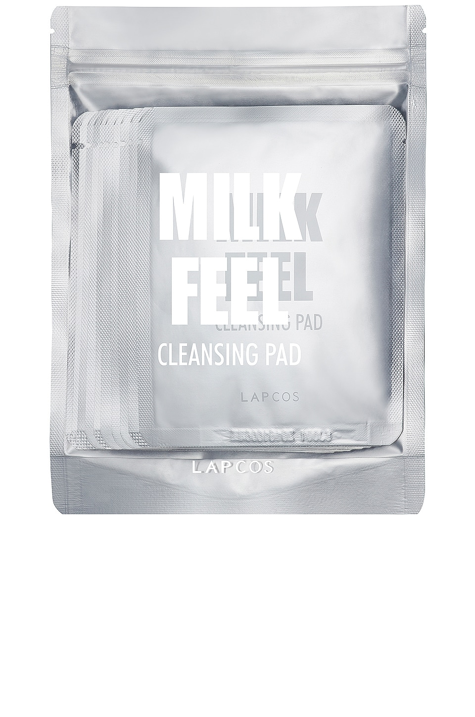LAPCOS Milk Feel Cleansing Pads 10 Pack